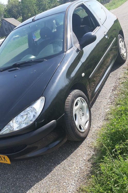 Peugeot 206 1.4 HDi One-line