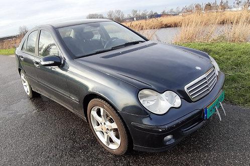 Mercedes-Benz C-klasse 200 CDI Classic Nieuwe Apk