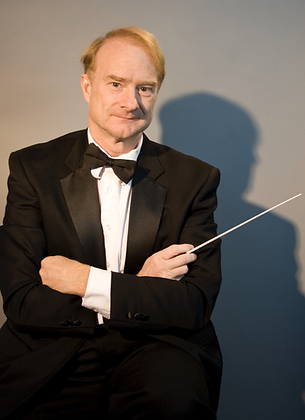 Photo of Angus Armstrong,conductor
