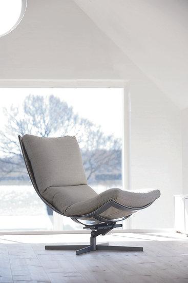 Fjords Spinnaker Chair & Ottoman