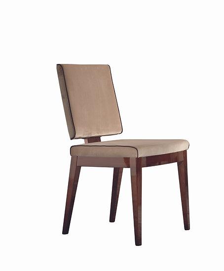 ALF Bellagio Dinning Chair Fabric Velvet Plain 450