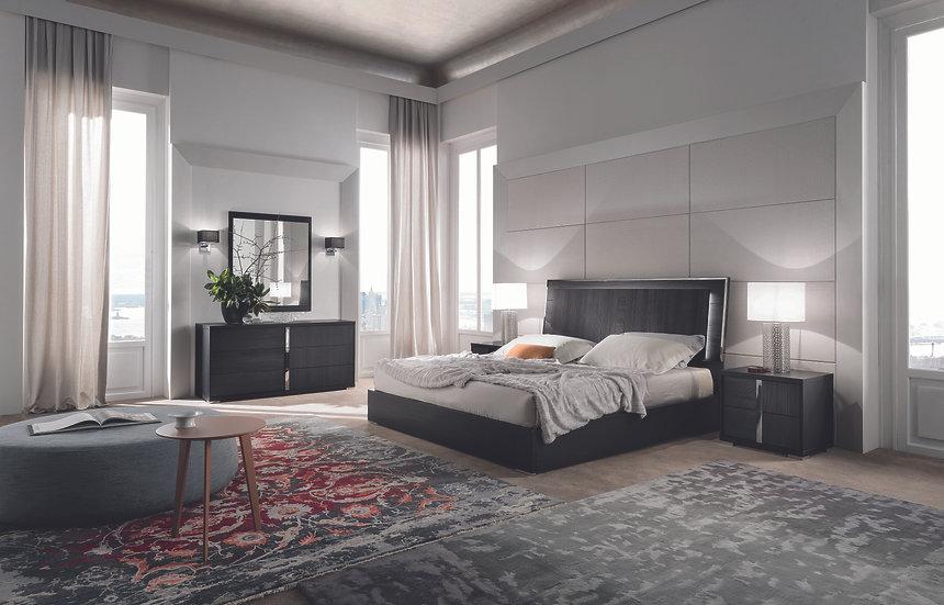 ALF Etna Bedroom Set with Lights