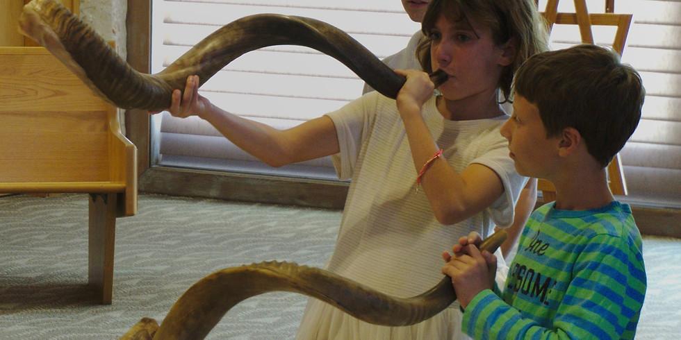 Rosh Hashanah Children's Program