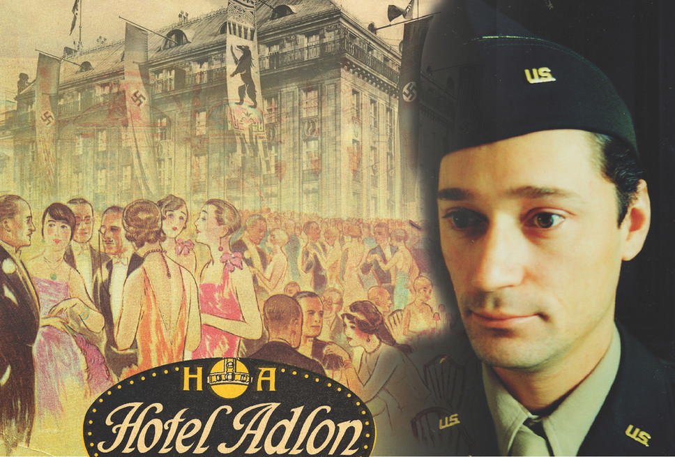 THE GLAMOROUS WORLD OF THE ADLON HOTEL