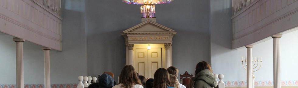 Judaica High School Session 8