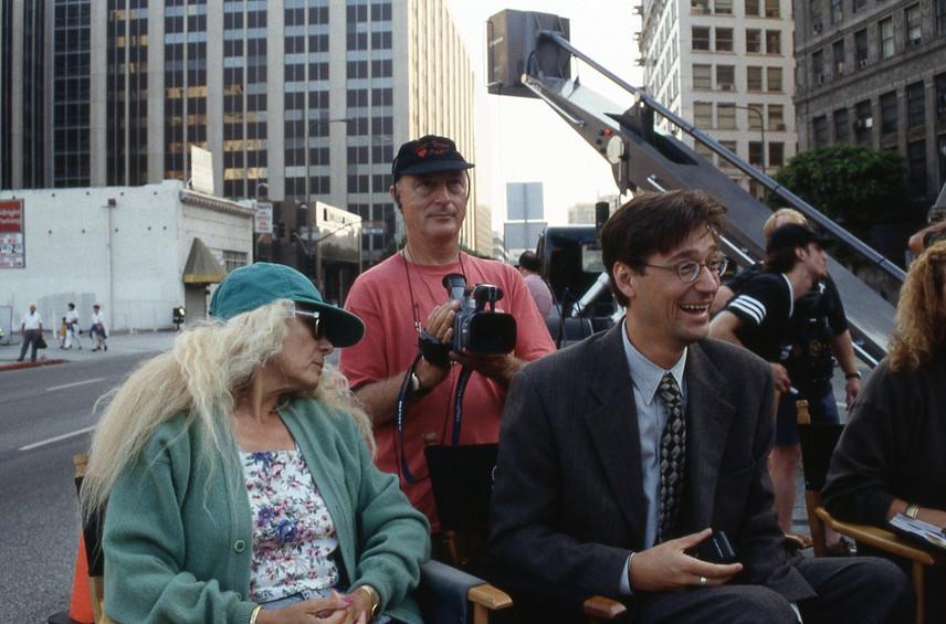 Eat the fam on set in street.jpg