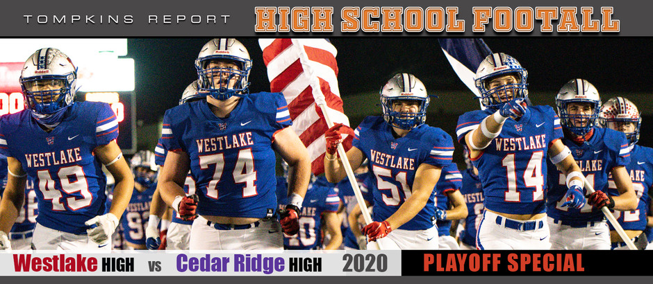 Westlake takes down Cedar Ridge on the path to the State Championships