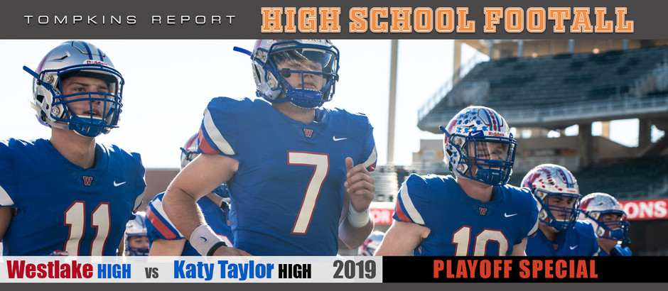 Westlake Chaps onward to Sate Championship after blowing Katy Taylor out of the water in 63-3 win