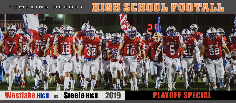 Westlake claims victory over Cibolo Steel in first round of playoffs