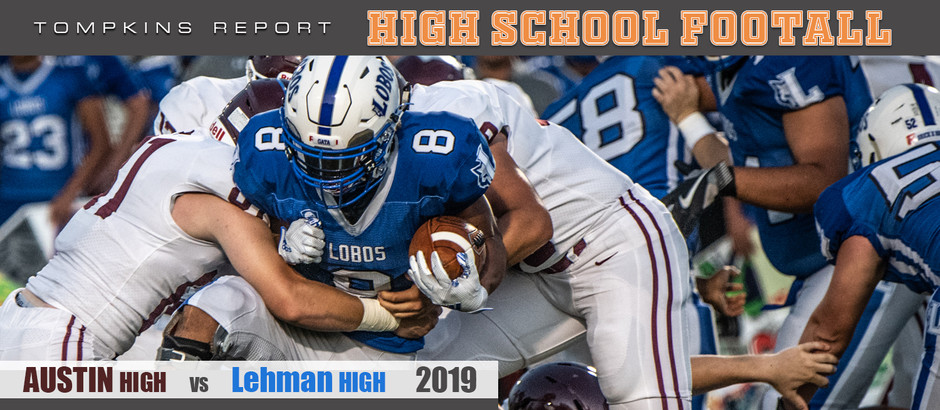 Austin High Spoils Lehman Homecoming 38-14
