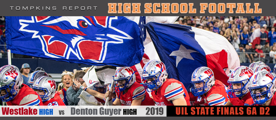 Chaps win first state championship since Drew Brees in 1996 with a 24-0 shut out of Denton Guyer.