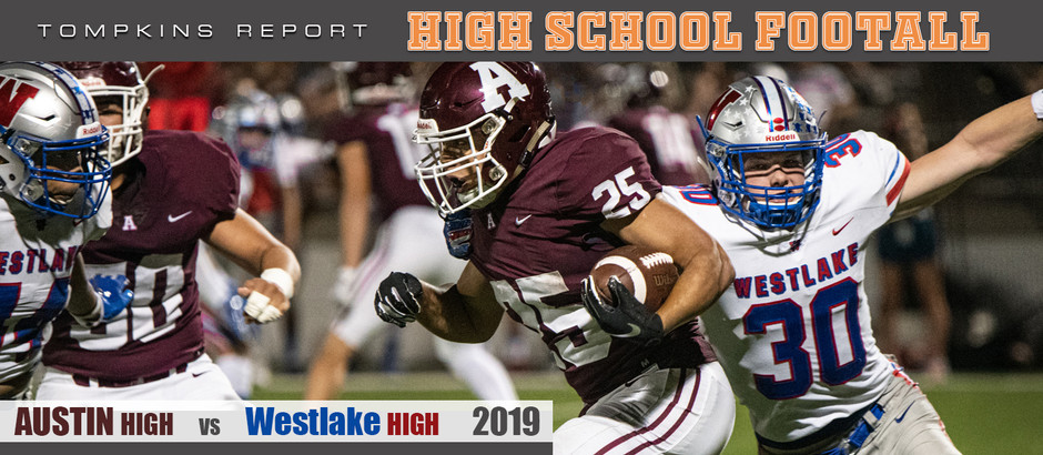 Austin Makes Valiant Effort, Westlake Continues Winning Streak