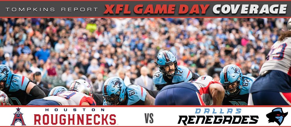 Houston Roughnecks prove Texas strong with victory over Dallas Renegades