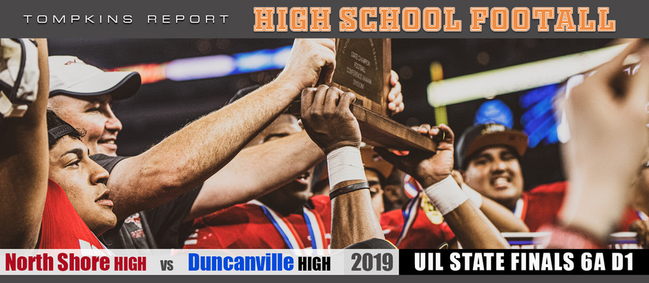North Shore claims back-to-back UIL State Title with 31-17 win over Duncanville