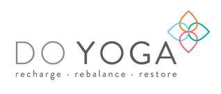 DoYoga HighRes Logo Grey Text Transparen