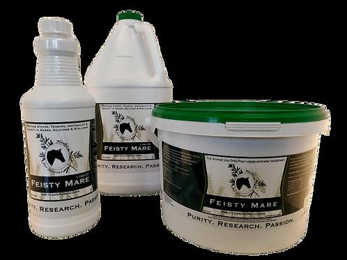 Herbs for Horses - Feisty Mare Hormone Balancer