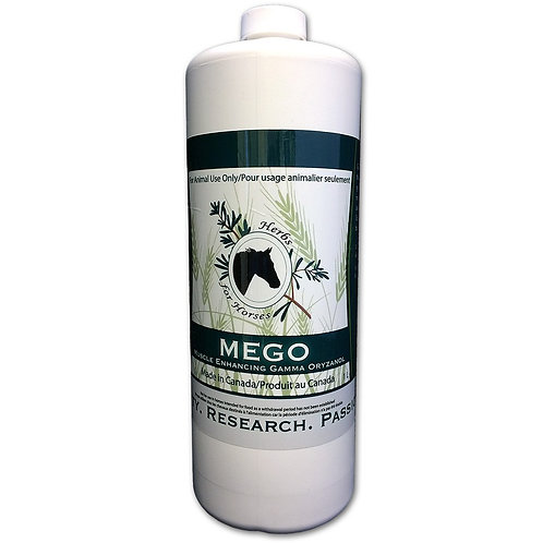 Herbs for Horses - MEGO