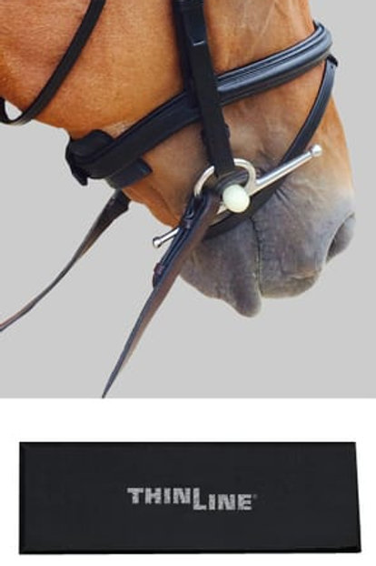 Thinline - Chin, Poll, Noseband Guard