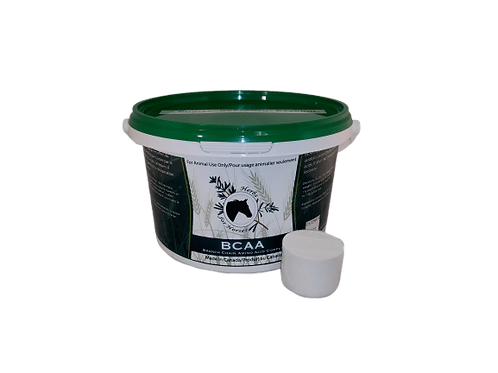 Herbs for Horses - BCAA (Branched-Chain Amino Acid Complex)