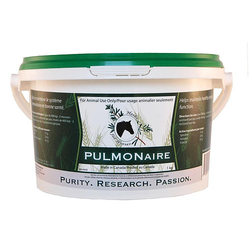 Herbs for Horses - PulmonAire