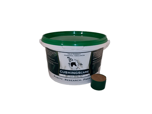 Herbs for Horses - Cushing's Care