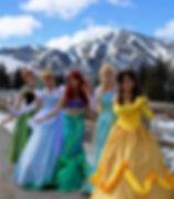 Pixie Dust Parties Princesses