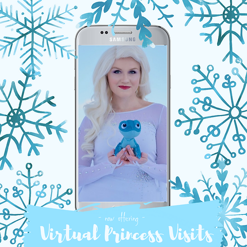 Personalized Princess Video