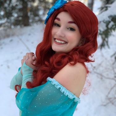 Mermaid Princess - Gown
