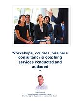 Adam Kapusta - Workshops, Courses and Co