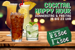 Cocktail Happy Hour