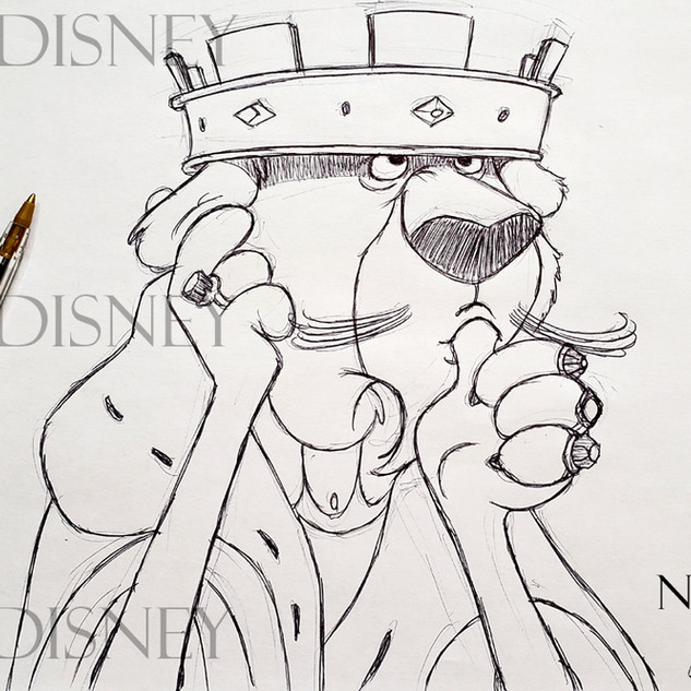 Disney's Prince John