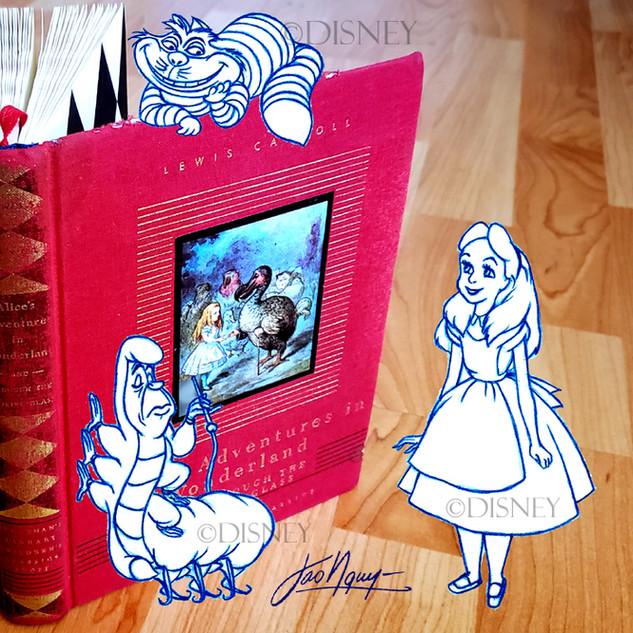 Alice In Wonderland Anniversary Tribute