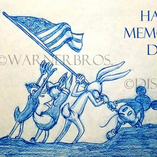 Iwo Jima Memorial Day