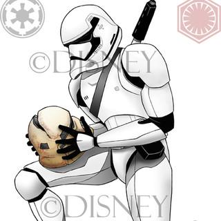 Storm Trooper Fan Art