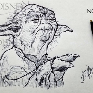 May the 4th Be with You- YODA