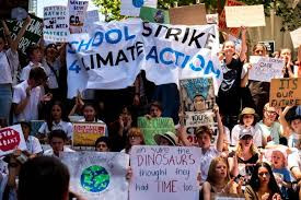 School pupils and students call for radical climate action in UK-wide strike