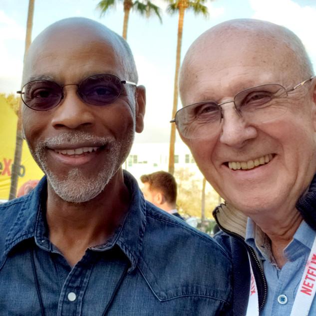 Ron Husband and Glenn Vilppu
