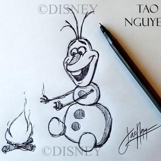 Olaf's Fire