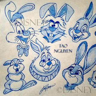 Disney Rabbits