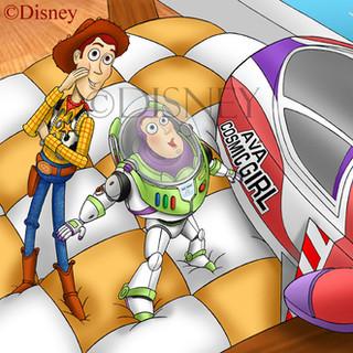 Toy Story Fan Art