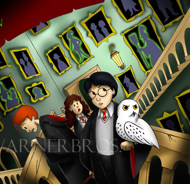 Harry Potter Artwork