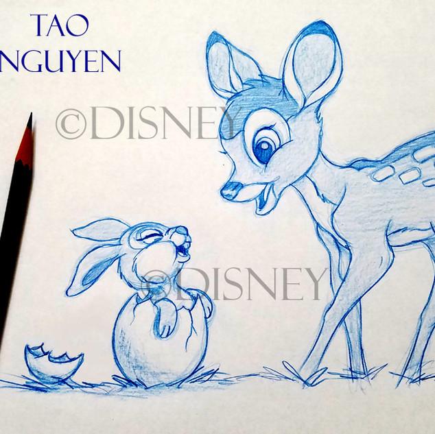 Bambi's Easter