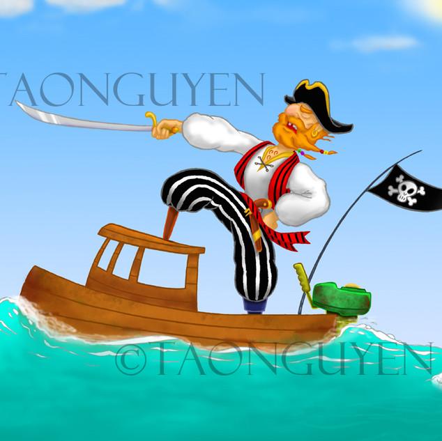 Tugboat Pirate