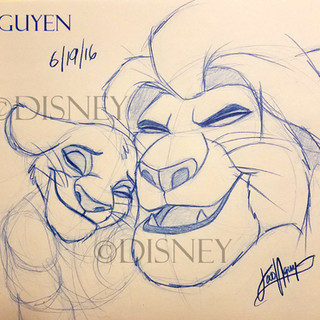 The Lion King Father's Day