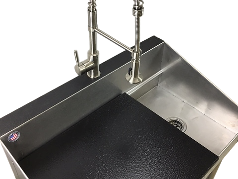 Shallow Utility Sink