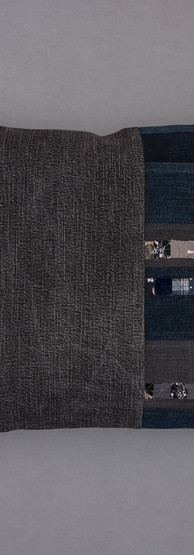 patchwork stripe black large square 1.jp