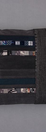 patchwork stripe black large square 2.jp