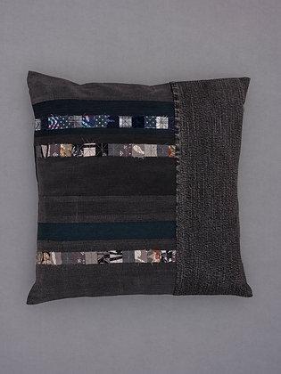 patchwork stripe black 2