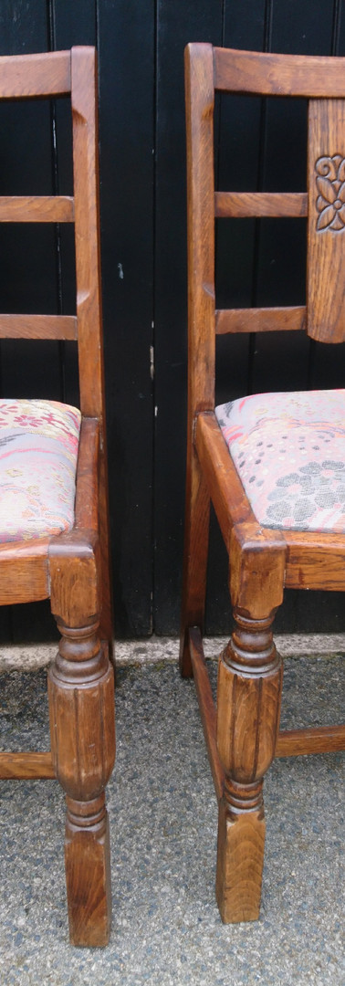 chairs as received from client