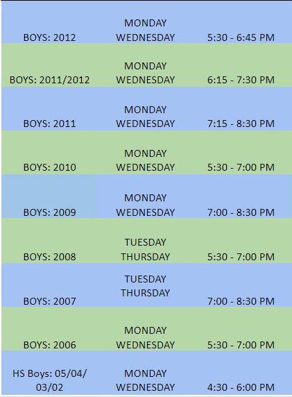 Schedule  FALL 2020.JPG